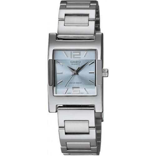 reloj casio mujer ltp-1283 cristal cortado 100% original