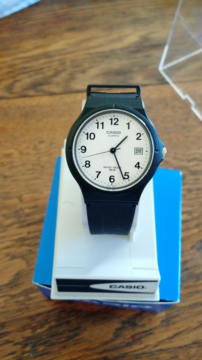 733d635c031c Reloj Casio Mw-59-7b Oportunidad Sin Uso -   400