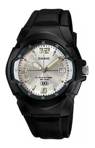 reloj casio mw-600f colores surtidos/relojesymas