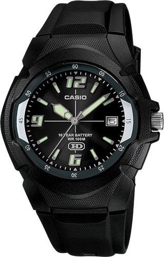 reloj casio mw600 analogo fechador nuevo y original