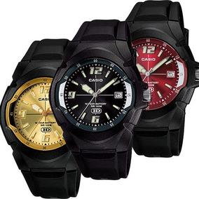 24606f1cc623 Relojes Casio Rojo - Reloj Casio en Mercado Libre México