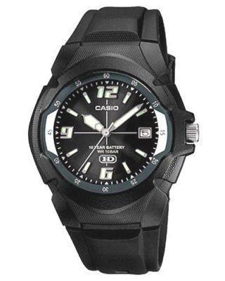 reloj casio mw600f-1av men sports analogo mw-600f1av