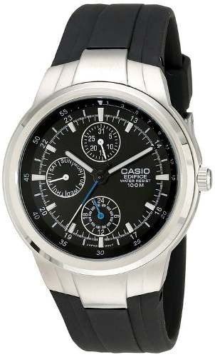 reloj casio negro - gris
