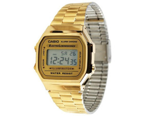 c64048c18df9 Reloj Casio Dorado - Relojes Pulsera en Mercado Libre República Dominicana