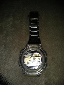 Casio Original Precio Acero Reloj Inoxidable Buen YfyvIb76g