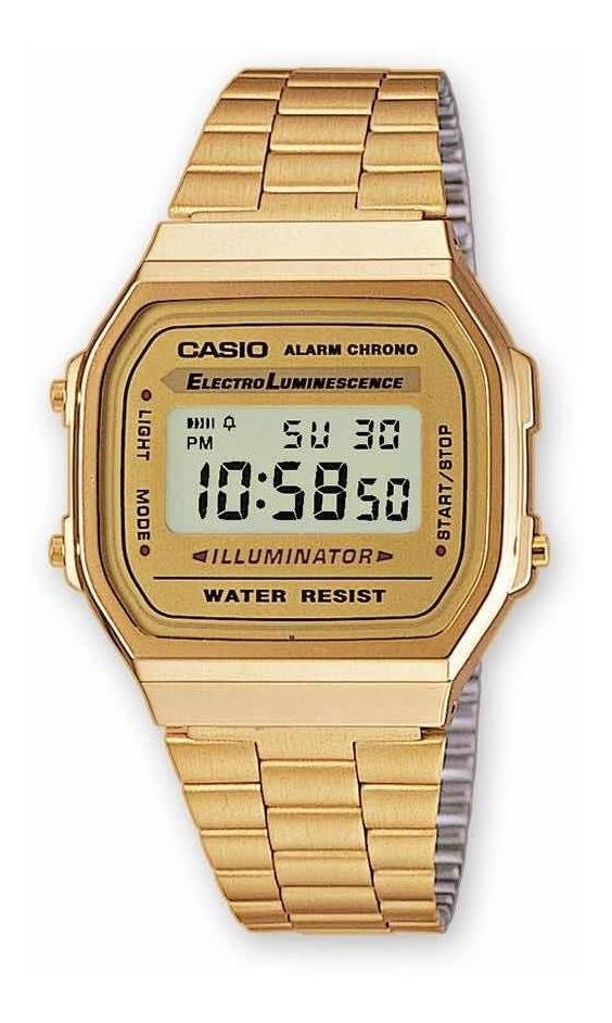 Reloj Casio Oro Rosa Metálico $ 350.00 en Mercado Libre