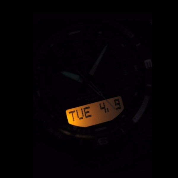 f61251a4fb7b Reloj Casio Outgear Sgw500 Azul Brújula Y Termómetro - Cfmx ...