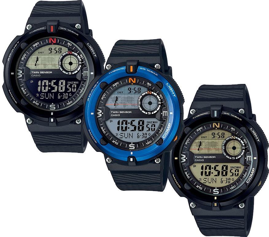407673a8c reloj casio outgear sgw600 - brújula y termómetro - original. Cargando zoom.