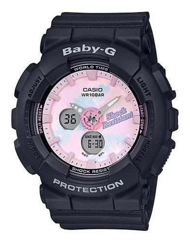 reloj casio outlet ba-120t-1acr
