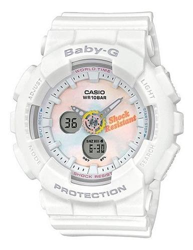 reloj casio outlet ba-120t-7acr