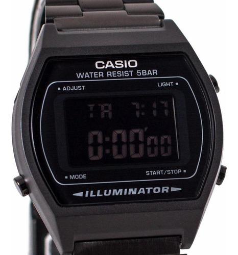 reloj casio outlet negro b640wb-1bv