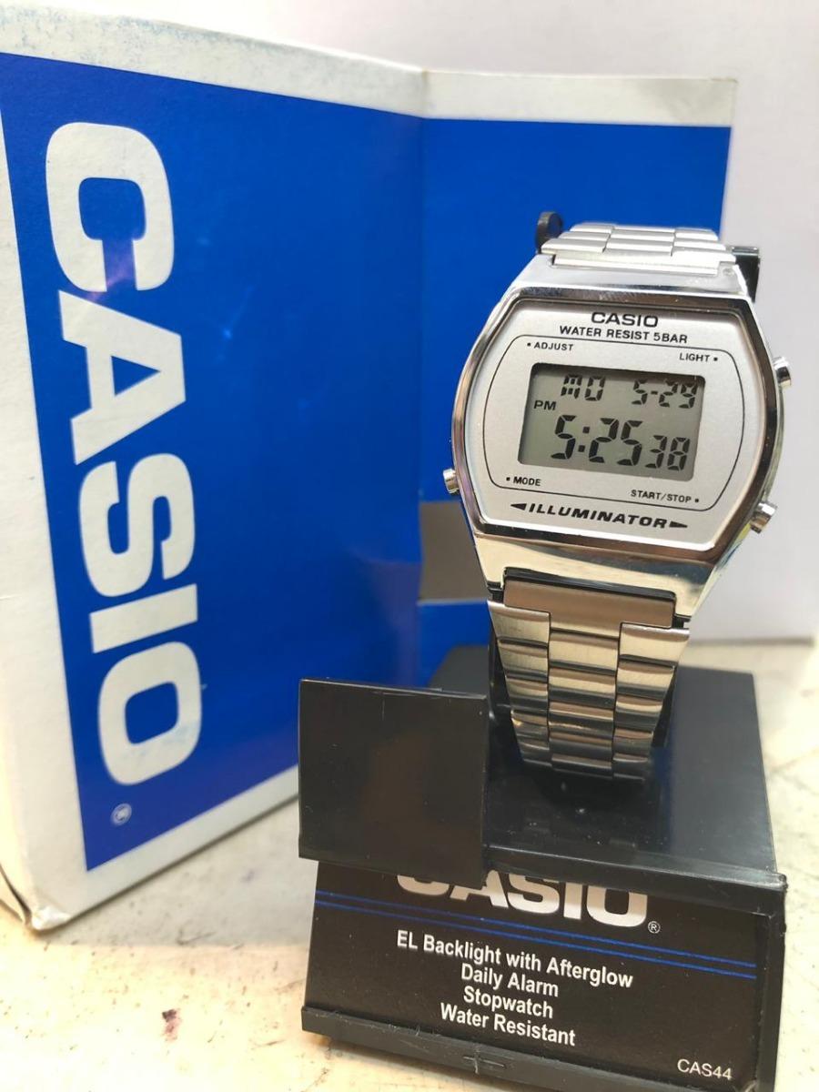 Reloj Ovalado Outlet Casio Plateado f7gb6Yy
