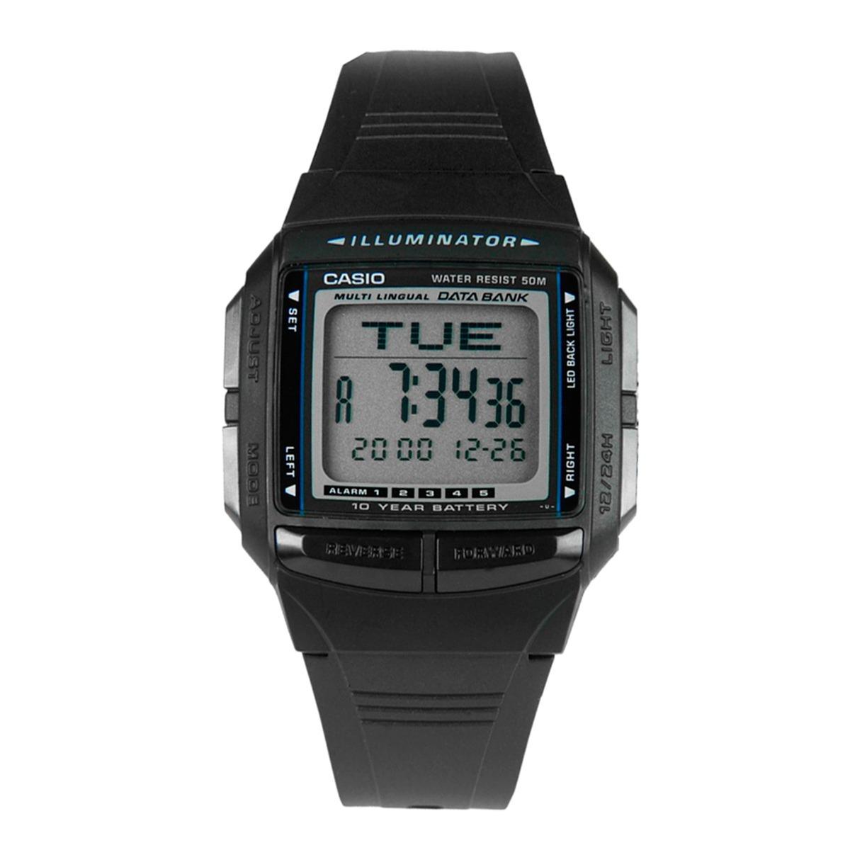 08ceebaa45e6 Reloj Casio Para Caballero Db-36-1avdf -   620.00 en Mercado Libre