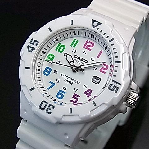 02f26b973f6c Reloj Casio Para Dama Blanco Y Colore