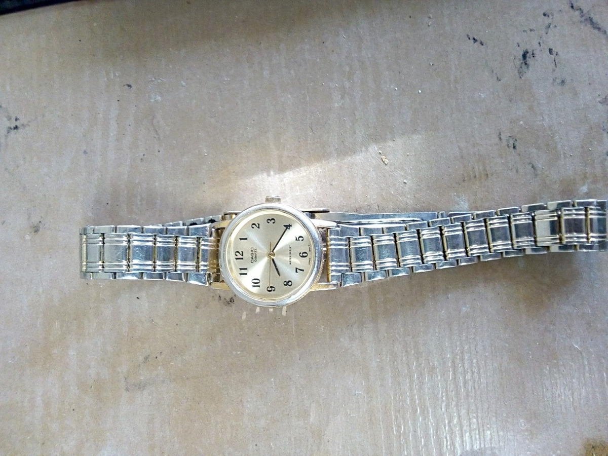 f7501cdd2d28 Reloj Casio Para Dama Lt 1095 -   500.00 en Mercado Libre