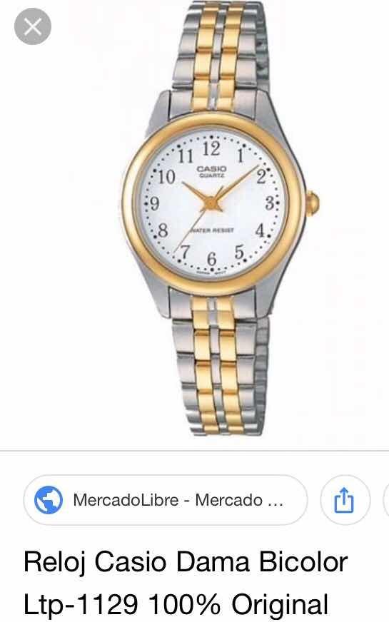 9e0e82e1c23f reloj casio para dama original. Cargando zoom.