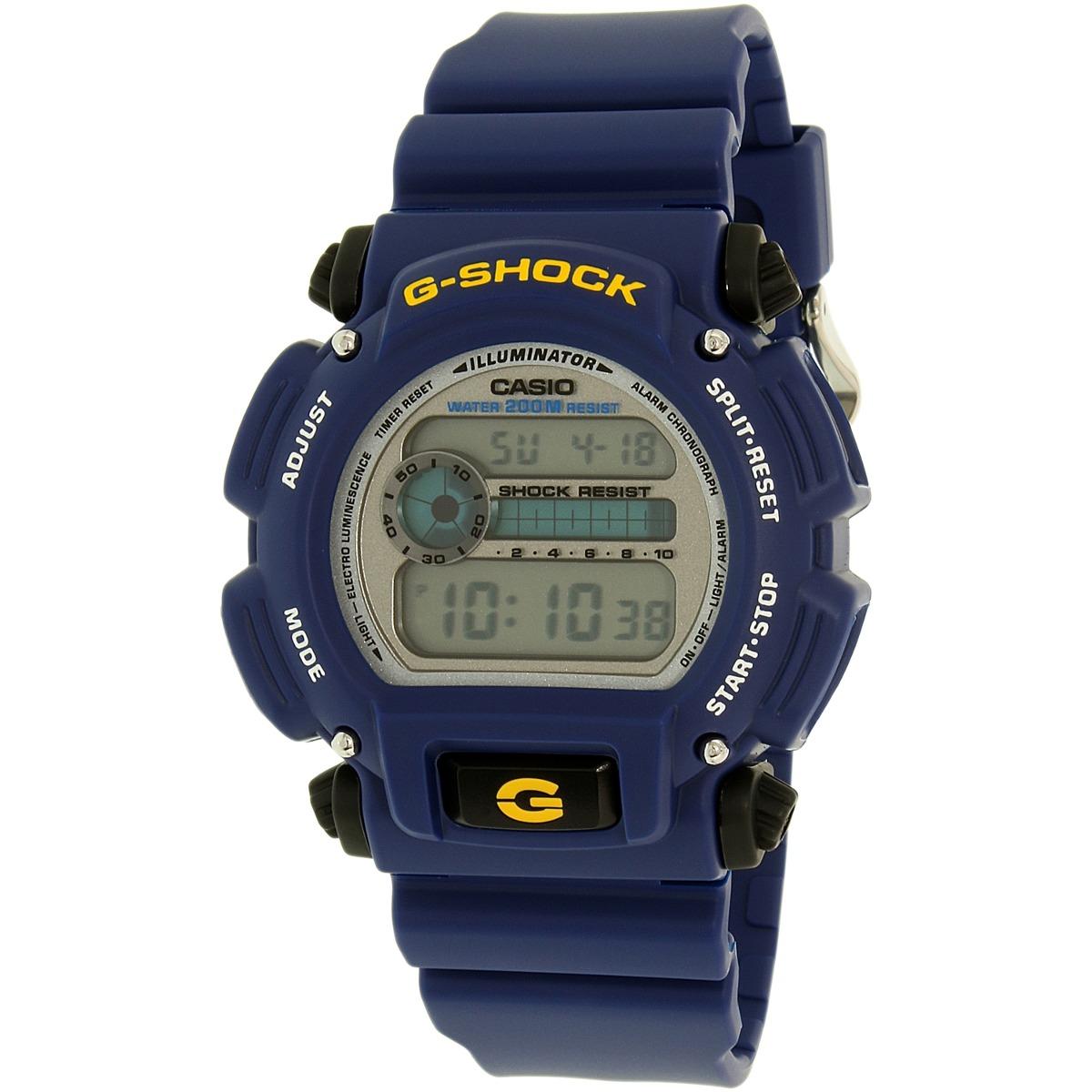 649c98fc4cf3 Reloj Casio Para Hombre Dw9052-2 G-shock De Cuarzo Y -   4.645