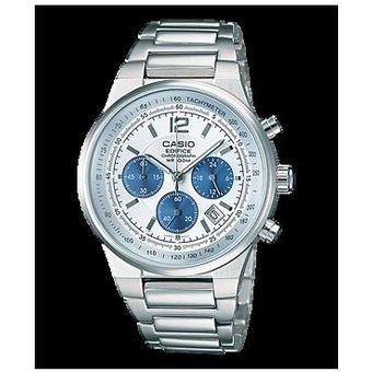 Reloj Casio Para Hombre Ef 500d-7a Acero Inoxidable Cronogra ... dc5bb1f6ba34