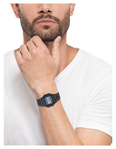 049720af2108 Reloj Casio Para Hombre F105w-1a Deportivo Iluminador De ...
