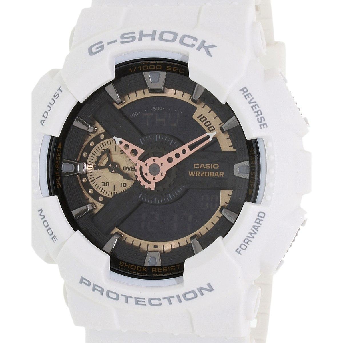7ec813f6b1f1d Reloj hombre g shock resina negro – Joyas de plata