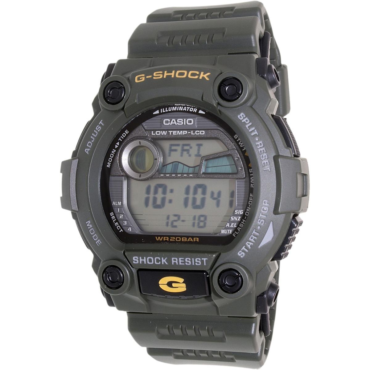 8d45f97bf96a reloj casio para hombre g7900-3 g-shock de cuarzo y correa. Cargando zoom.