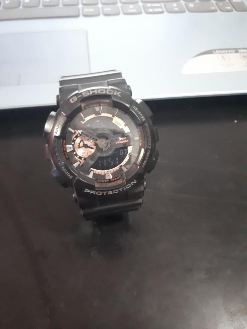 3d4af554fcf4 reloj casio para hombre ga-110rg. Cargando zoom.