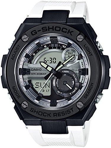 Reloj Color 7ajf Hombre Gst Para Casio 210b Negro Correa De 7Ibf6gyYv