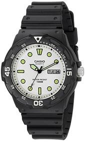Reloj 7ev Hombre Para Mrw200h Casio Resina Rj4A5L3