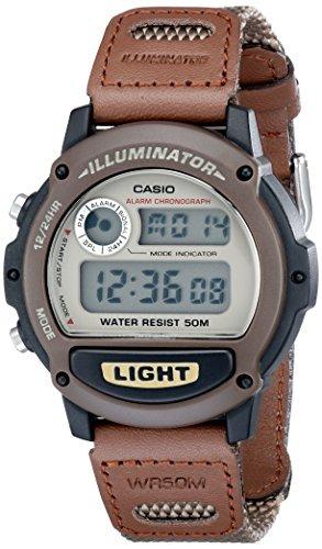 5df7c45badaa Reloj Casio Para Hombre W89hb-5av Deportivo Iluminador Con ...