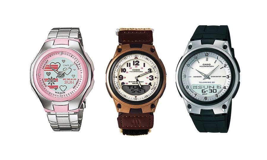 ef6b381e56ee Reloj Casio Para Hombre Y Mujer En Modelo A Elección. -   125.860 en ...