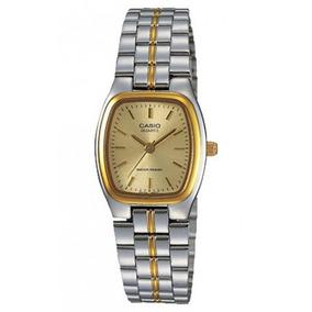 Reloj Casio Para Mujer Ltp 1169g 9a Cristal Mineral