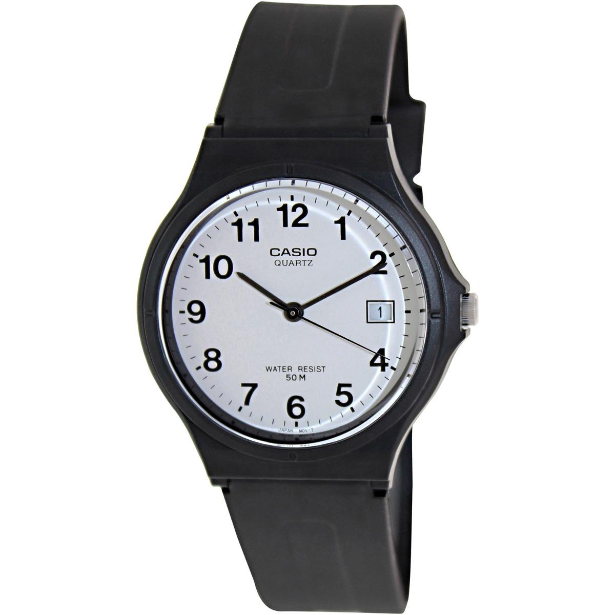 Casio 7bv Mujer Mw59 Para Reloj Negro PTwulXZOki