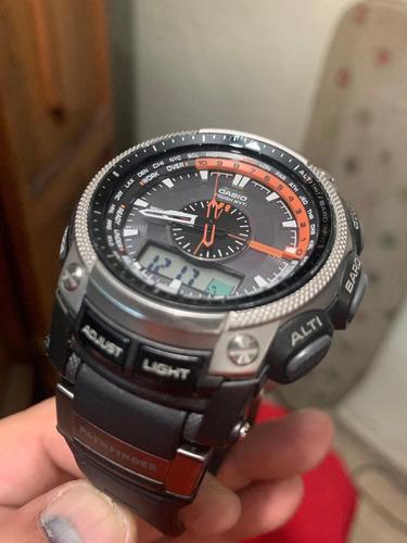reloj casio pathfinder prw-5000