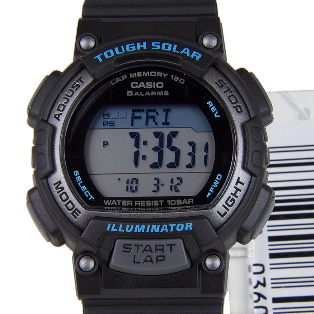448d974ff2c0 Reloj Casio Phys Stl-s300 Dama Sport Energía Solar -   819.00 en ...