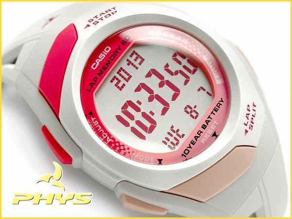b3f5dfae389f Reloj Casio Phys Str300 Dama Sport 60 Lapsos 100%original -   659.00 ...