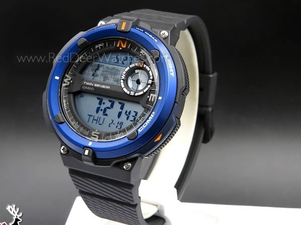 32686c96cd67 Reloj Casio Pro Trek Digital Compass Thermometer Watch - Bs. 50.000 ...