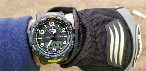 reloj casio protrek bluetooth prt-b50-1