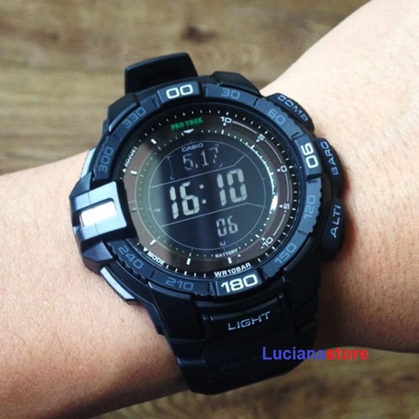 95dbf081ccfc reloj casio protrek prg 270-6a - 100% originales y nuevo ztr. Cargando zoom.