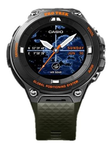 reloj casio protrek smart watch wsd-f20a-gn