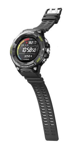 reloj casio protrek smart watch wsd-f21hr-bkagu