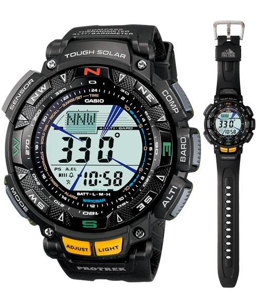 603c1efb3ccd reloj casio triple sensor