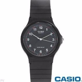 0369ef783ab3 Reloj Casio Quartz Mq-24-1b Original Negro De Manecillas -   275.00 ...