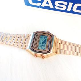 e4fefaf26bc3 Reloj Casio Retro Bronce - Relojes en Mercado Libre Colombia
