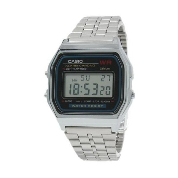 d36ee9b5605d Reloj Casio Retro A159wa-n1df Oficial Garantía Envío Gratis ...