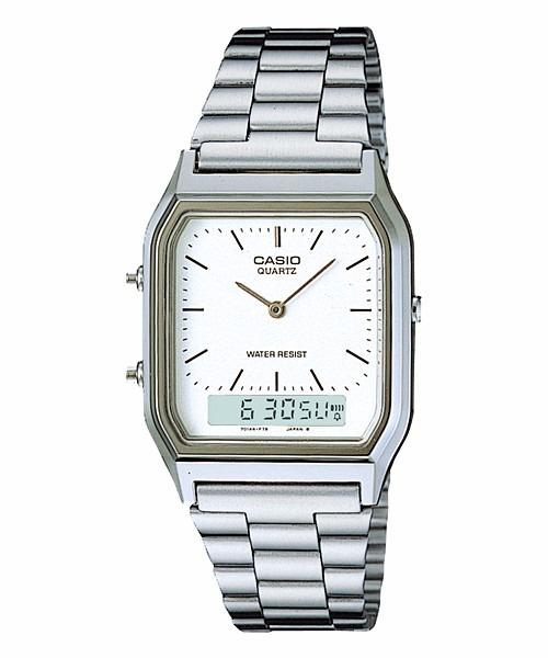 b9d1450e4e82 Reloj Casio Retro Aq-230a-7d Ag.of Local Barrio Belgrano -   2.470 ...