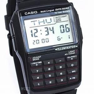 f057b18df216 Reloj Casio Retro Dbc-32-1a Data Bank Calculadora - S  160