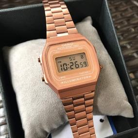 3563e7edeb86 Reloj Casio Mujer Oro Rosa - Relojes en Mercado Libre Colombia