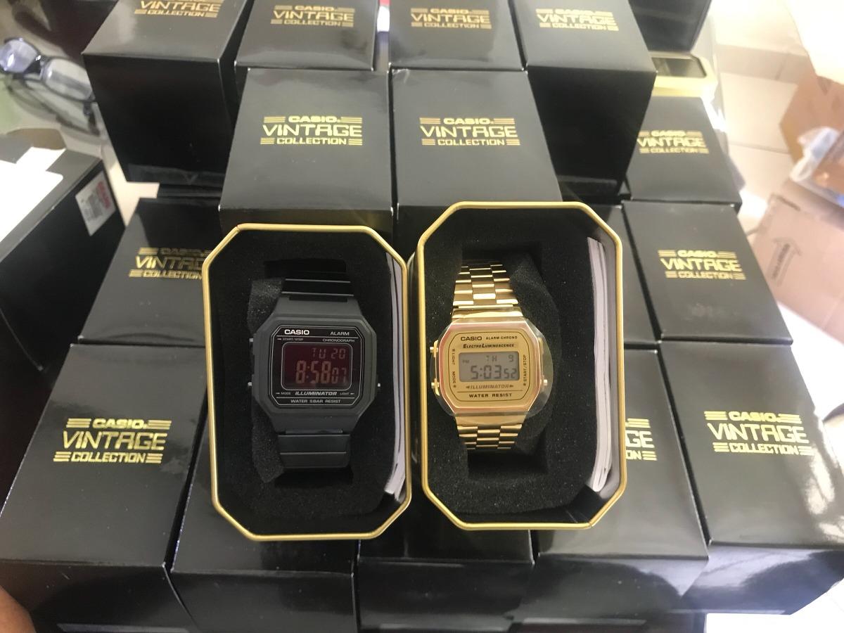 2530e498d2eb reloj casio retro dorado o negro 100% originales. Cargando zoom.