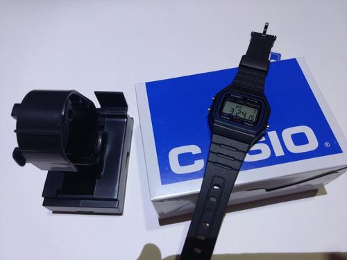 reloj casio retro f91 clasico 100% original