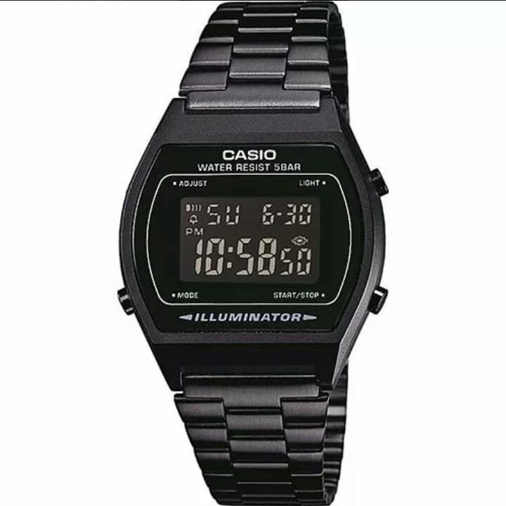 Reloj Casio Retro Negro Vintage Collection Original -   1 20e2d4b22d7d